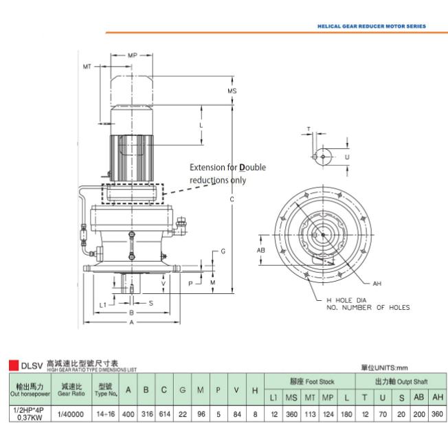 motor-giam-toc-mat-bich-0-37kw-1-40000